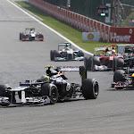 Bruno Senna Williams FW34