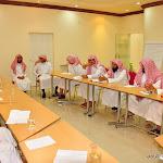 1431-04-24 هـ - اجتماع المشرفين مع مدراء الإدارات والكتاب