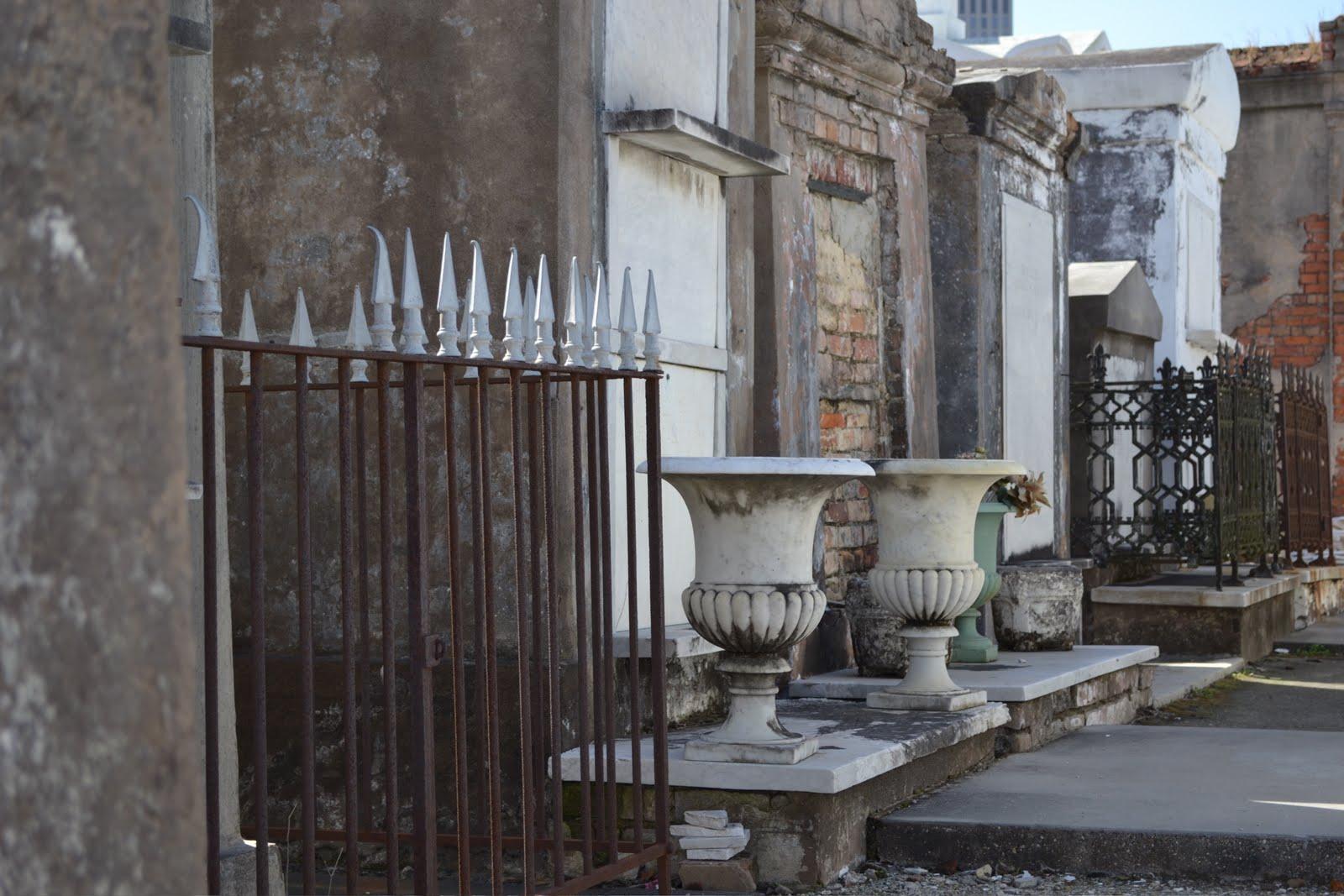 St Louis Cemetery #1