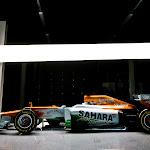 Force India VJM05 Mercedes left side