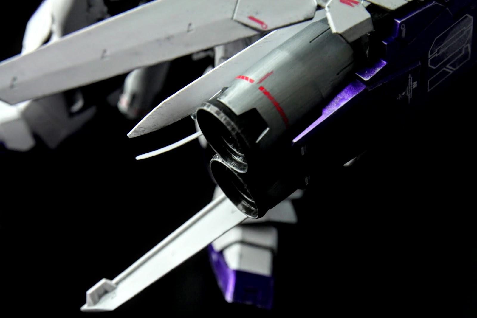 不過盾就真的不行了,設定上這兩個是~粒子砲還是推進器阿?