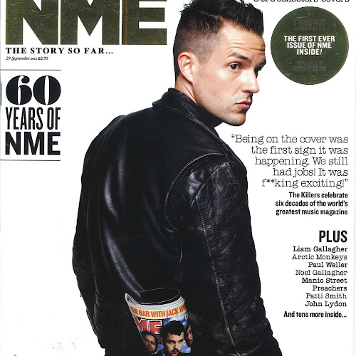 2012-09-29 NME - Cover