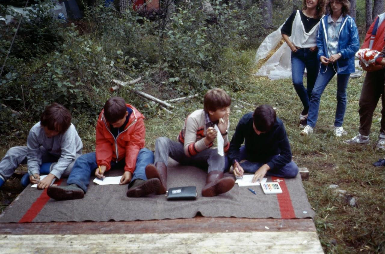 1984 Sommerlager - Sola84_057
