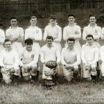 Crescent College Senior Cup Team 1953-54