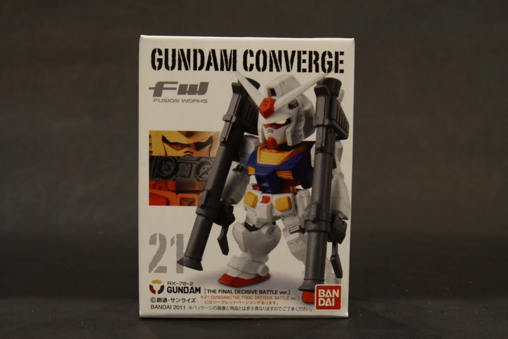 No.21 RX-78-2 (twin bazooka)