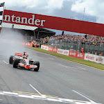 Lewis Hamilton wins the British F1 GP