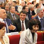 A meghívott vendégek között Menyhárt József, az MKP elnöke, Vörös Péter, a Most-Híd parlamenti képviselője és Bugár Béla, a parlament alelnöke