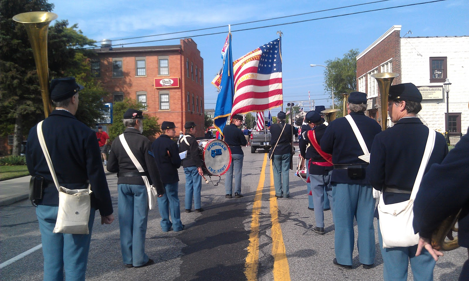 Plymouth Parade/Fort Wayne MI 2012