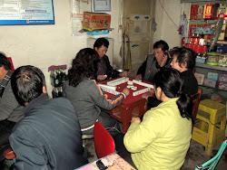 Omiljena drustvena zabava Kineza