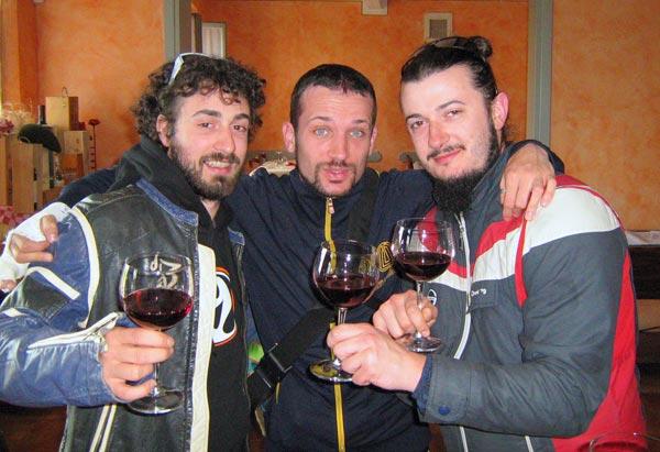 Vespalloza - 2007-05-06 Vespa Raduno a Mantova