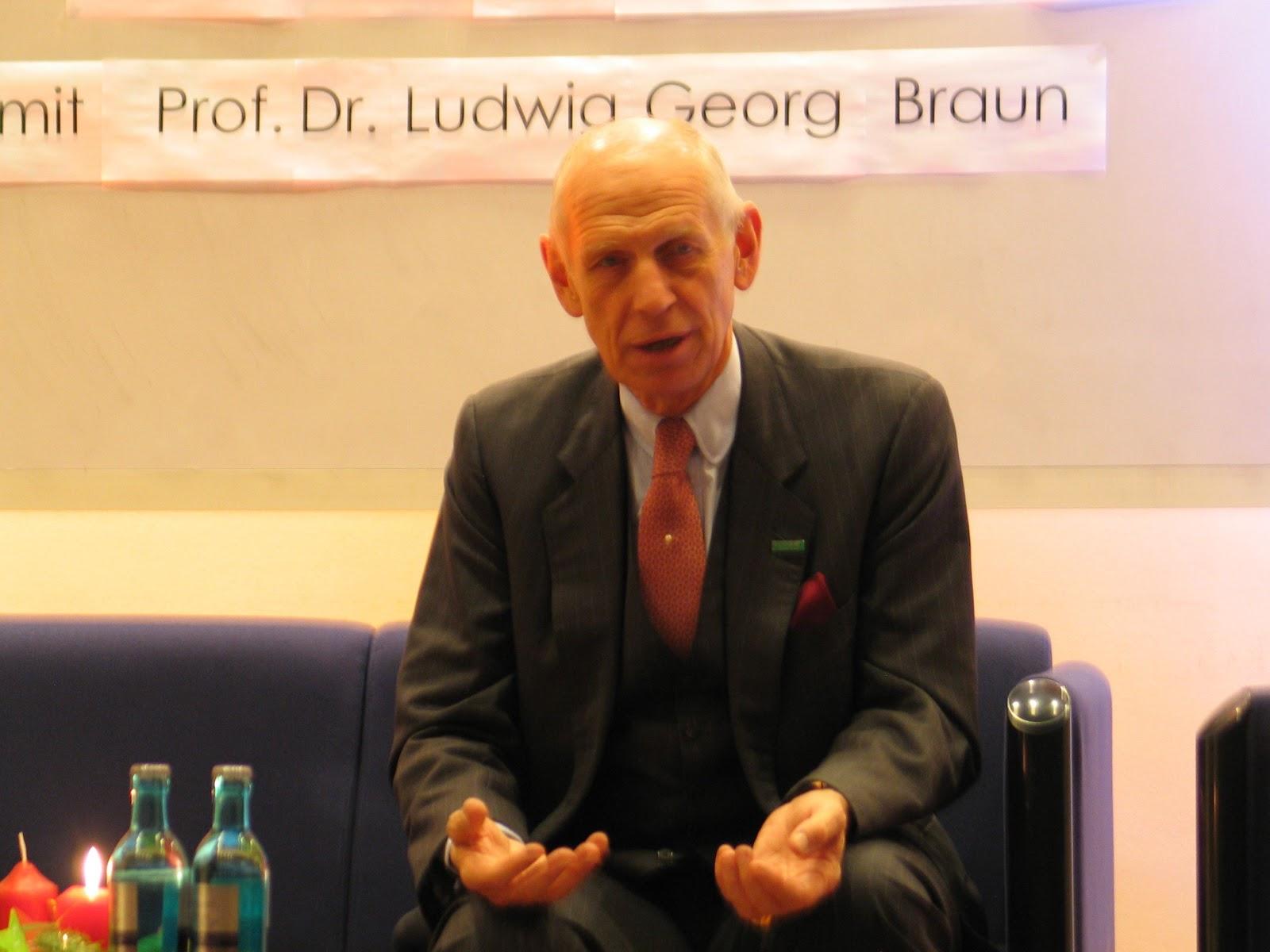 Theologische Lounge mit L.G. Braun WiSe2010