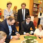 Pavol Frešo és Peter Krajňák is elkészítette saját gyertyáját