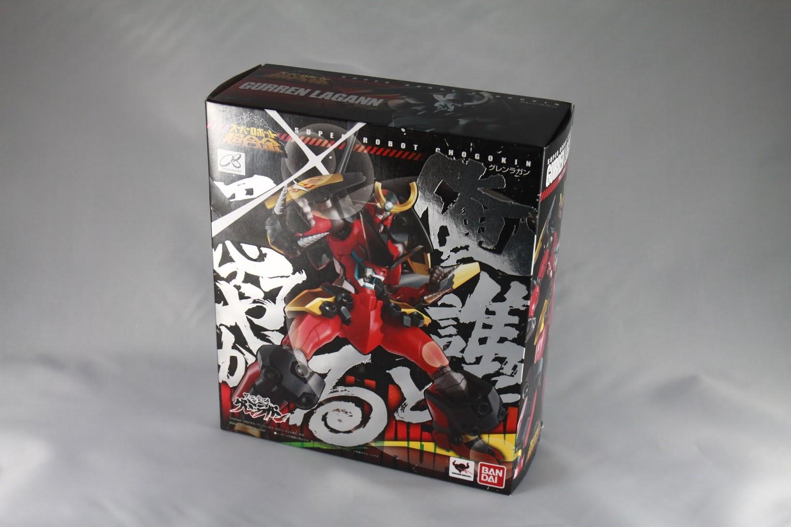這系列的盒面 都在帶有原著的風格下 卻又有自己產品線的風格