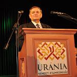 Lezsák Sándor, a B.G. Alapítvány Kuratóriumának elnöke