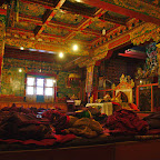 Praying hall of Tengboche