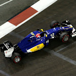 Felipe Nasr, Sauber C34 Ferrari