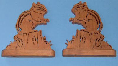 Chipmunk Woodworks & Crafts April 2010 by Jacob Fowler