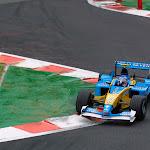 Jenson Button, Busstop chicane, Renaulr R22