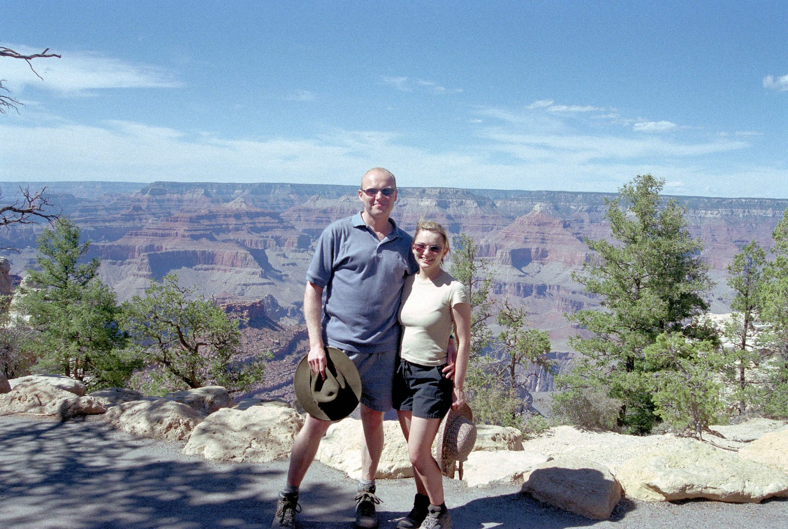 Kas & Kev on the South Rim