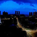 Marina Bay Circuit, Singapore with Valterri Bottas, Williams FW36