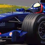 Lucian Burti, Prost AP04