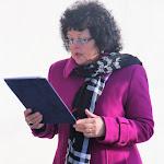 E. Csorba Csilla művészettörténész, a Petőfi Irodalmi Múzeum munkatársa tartotta az ünnepi beszédet