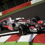 Fernando Alonso, McLaren MP4-22