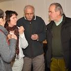 Apéro en compagnie du réalisateur Iwan Schumacher et Eliane Gervasoni (attachée de presse)