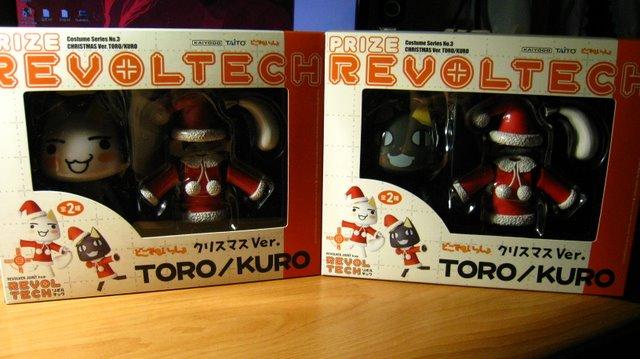 山口式TORO貓新款-應景聖誕節款