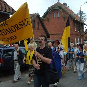 2007 rok - Zjazd Kaszubów w Brusach