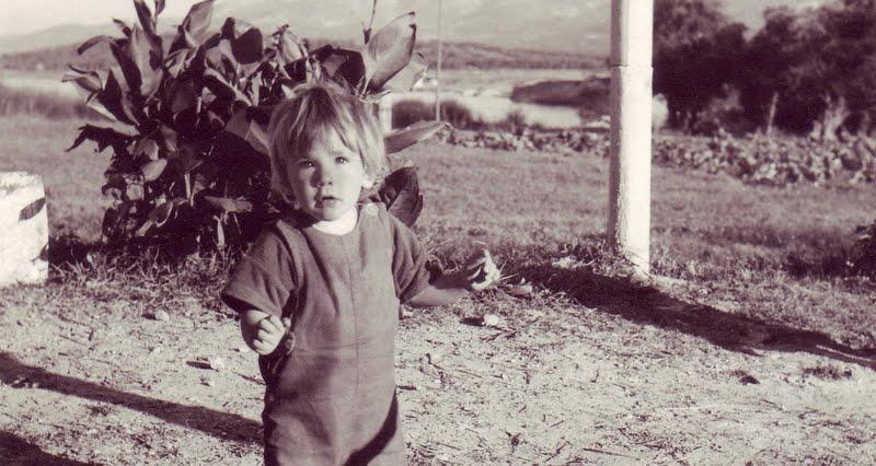 Wangchuk Meston, Corfu, Greece, 1970