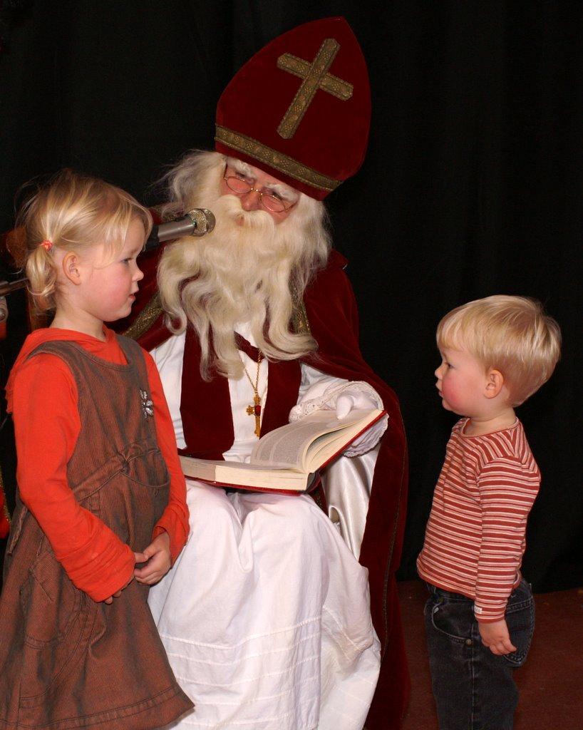 Sinter Klaas 2008 - PICT6020