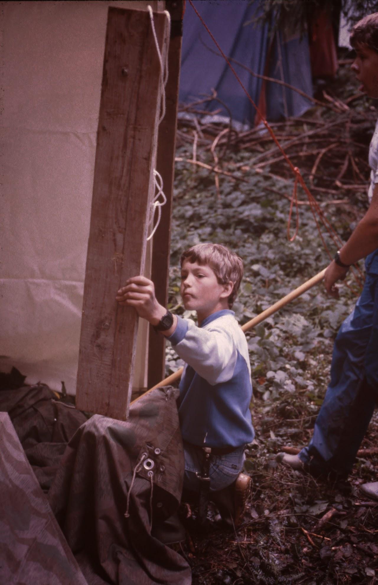 1985 Sommerlager - Sola85_337