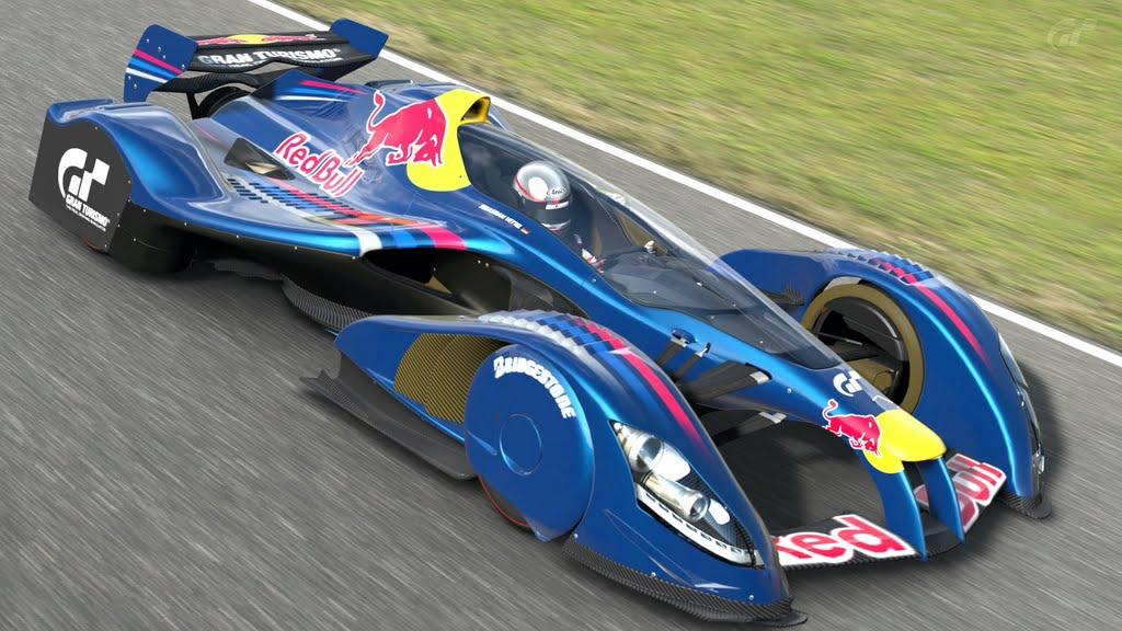 Red Bull / X2010 Prototype / Suzuka Circuit / Replay Photo Mode