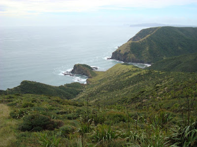 Looking East at the Cape