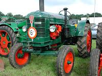 Meddo 2001- BM traktor