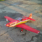 Red P51