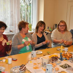 2014 rok - Zajęcia szydełkowania - Kaszubskie Koło Gospodyń Miejskich