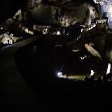 Velký Fochův dóm - největší podzemní prostor v jeskyních Balcarka (65 x 20 x 15 m)