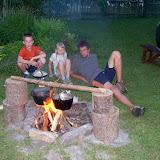 Puťák - starší (10) - vaříme večeři