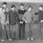Команда станции Юных техников новгородского дворца пионеров. Начало 90х годов.