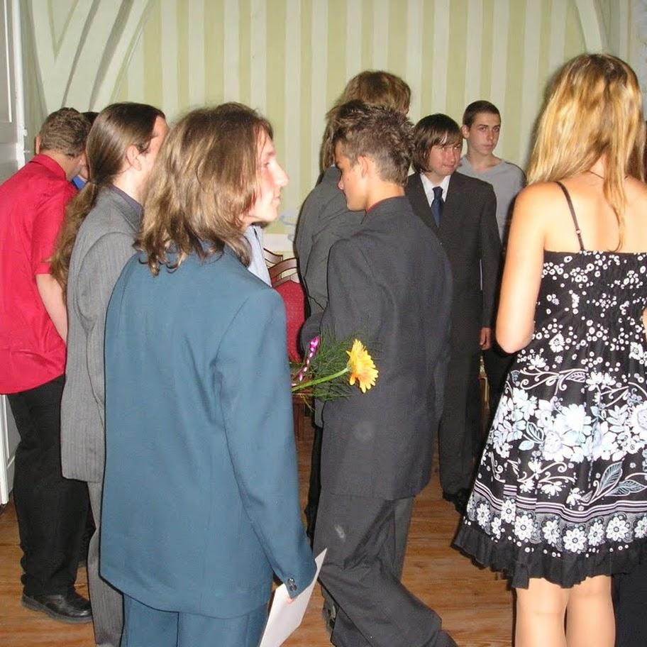 Loučení s devátou třídou 2010 ...