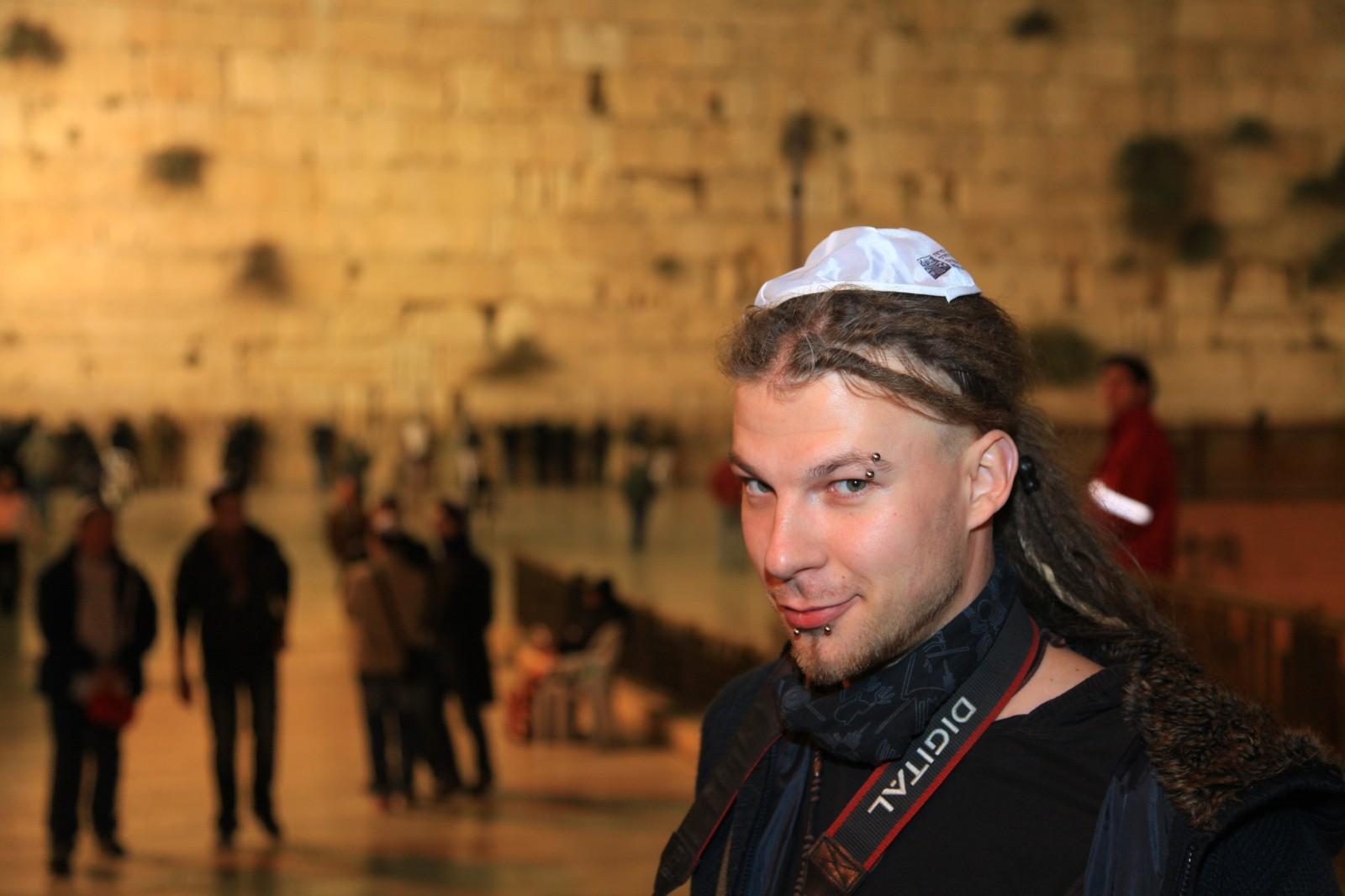 An unorthodox (and fake) Jew