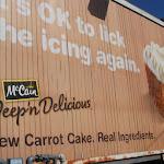 Clark Drive billboard