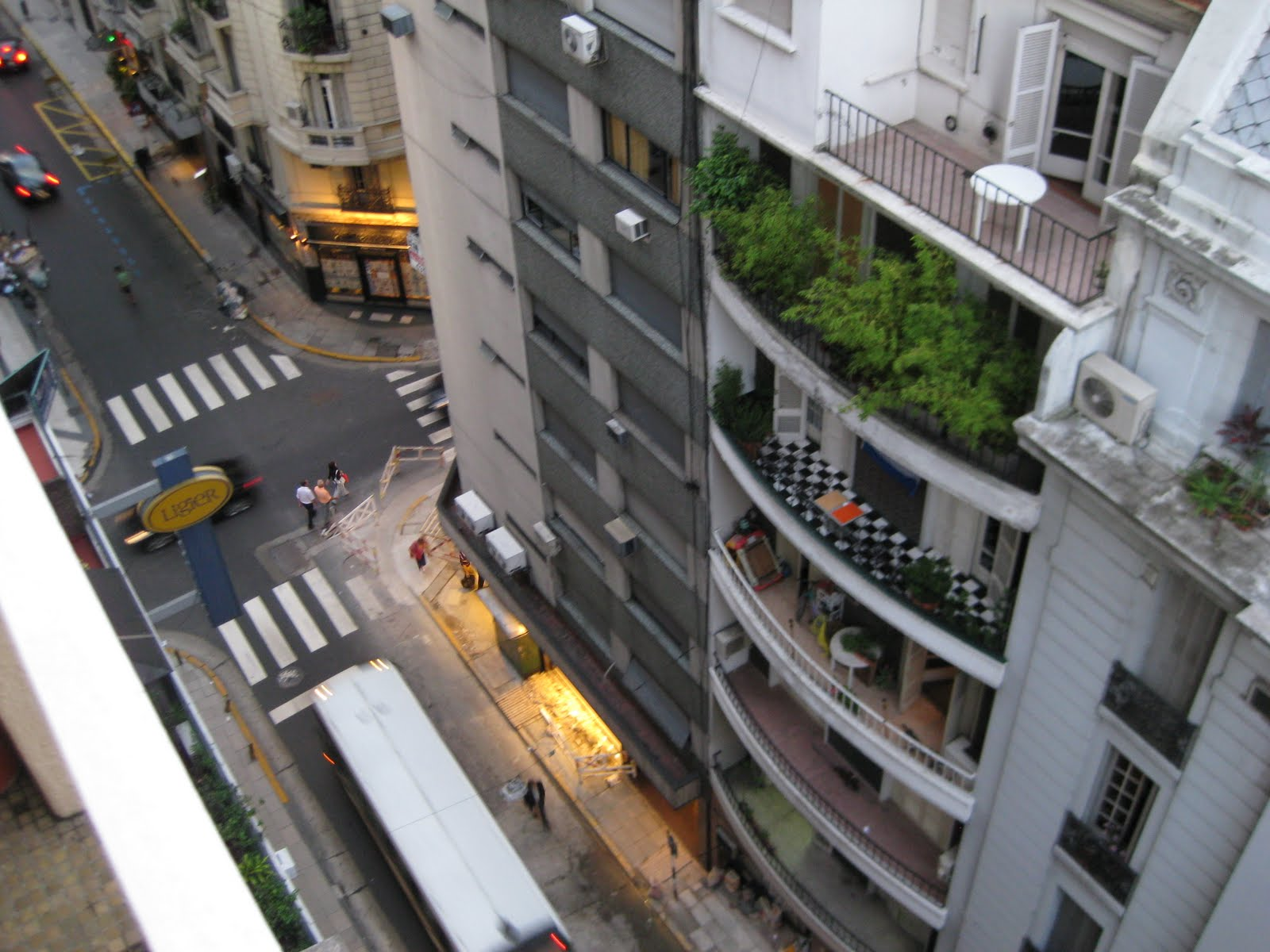 View from Apartment