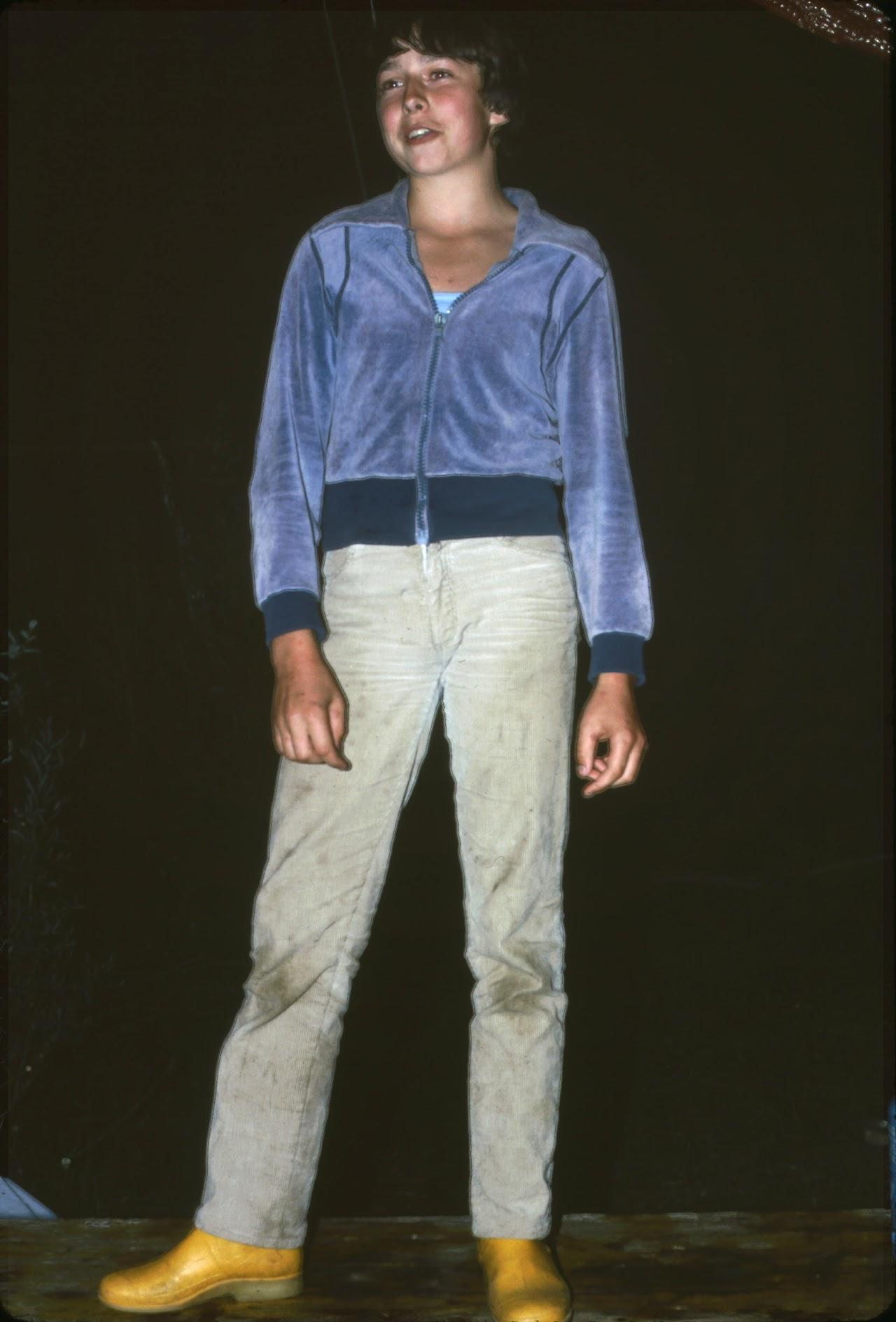 1981 Sommerlager JW - SolaJW81_109
