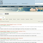 Google Custom Search Integration -02 results