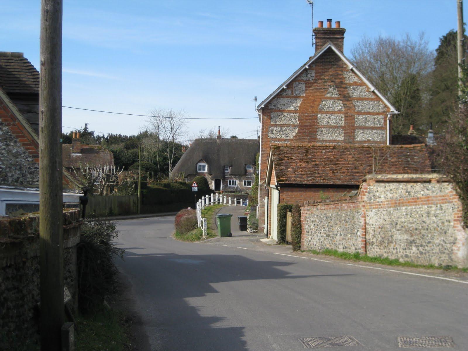 Ramsbury village