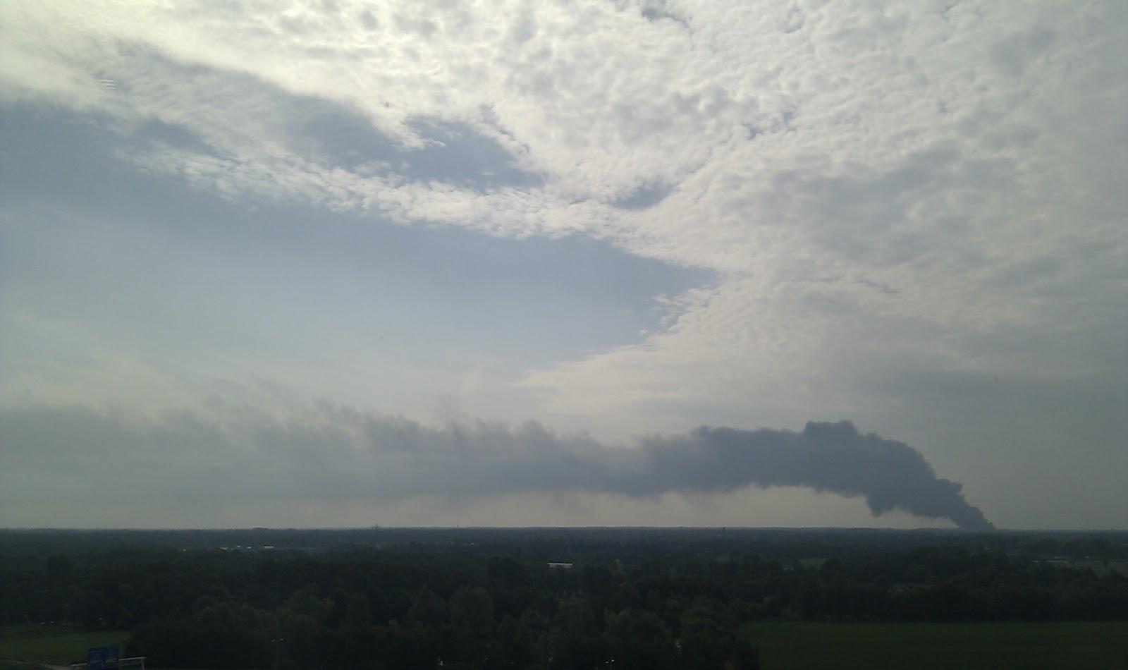 Brand bij Timco, Veldhoven