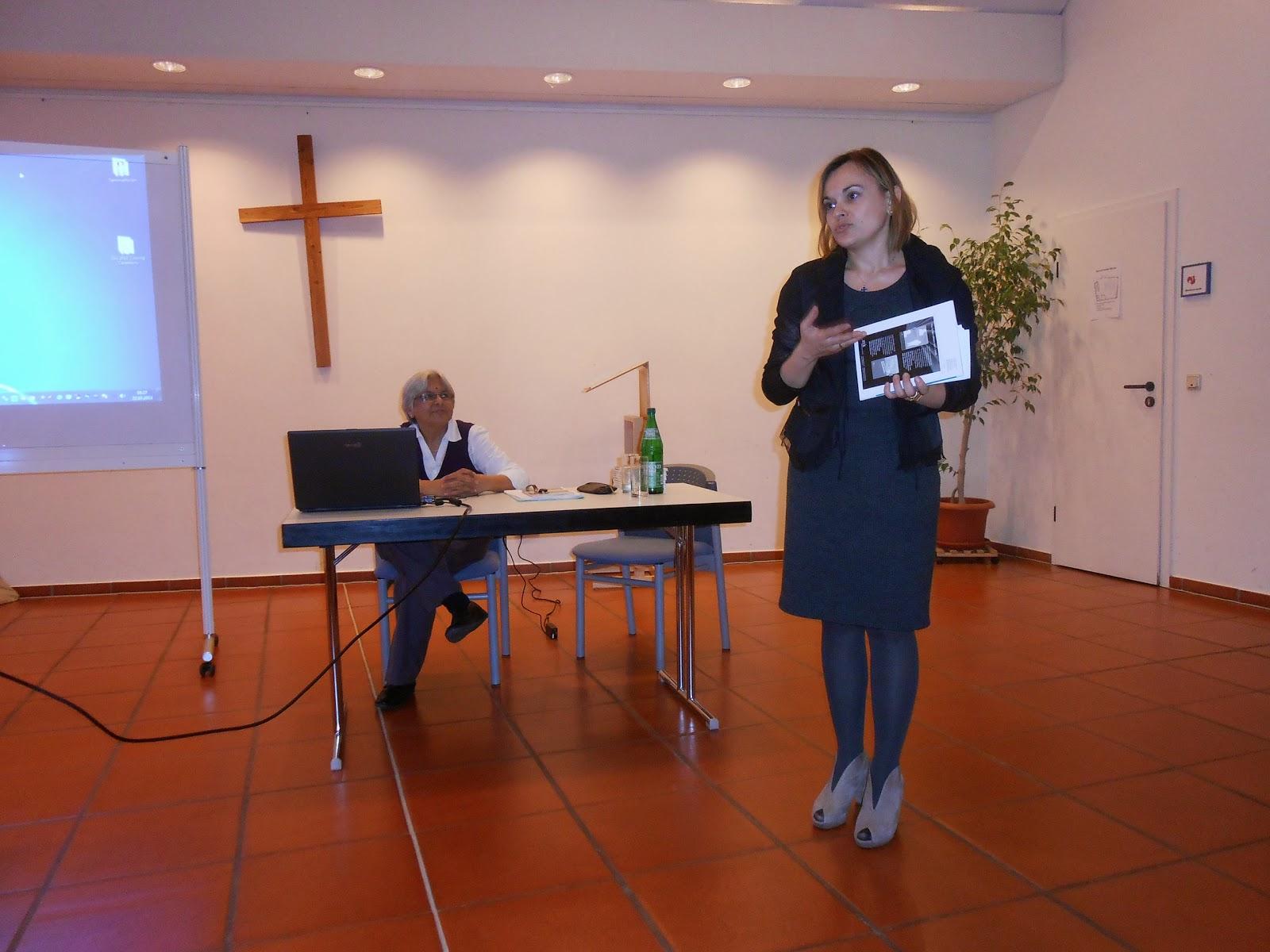 ESG Vortrag: Prof. Badwe - Frauenliteratur Indien WiSe 2013/2014
